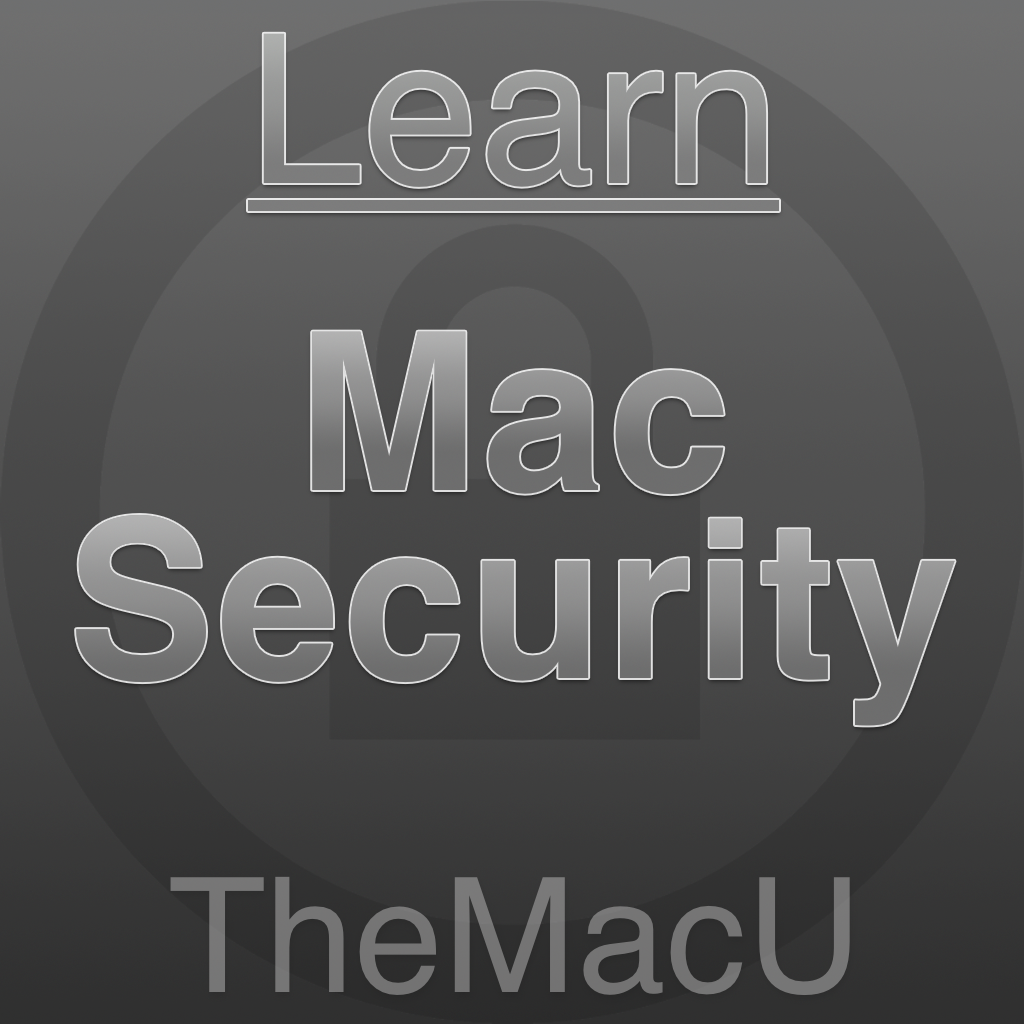Mac Security Tutorial Image