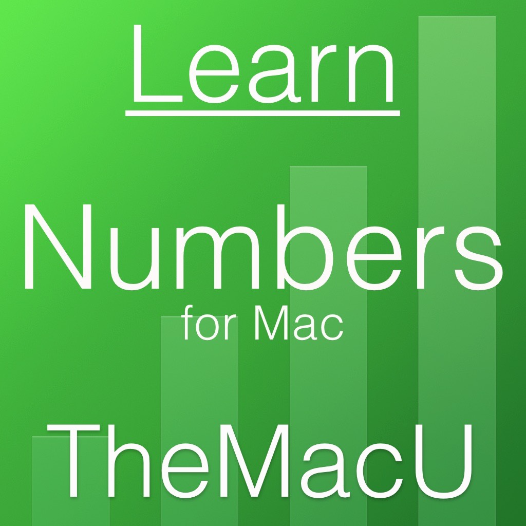 Numbers for Mac Tutorial Image