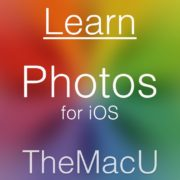photos iOS tutorial