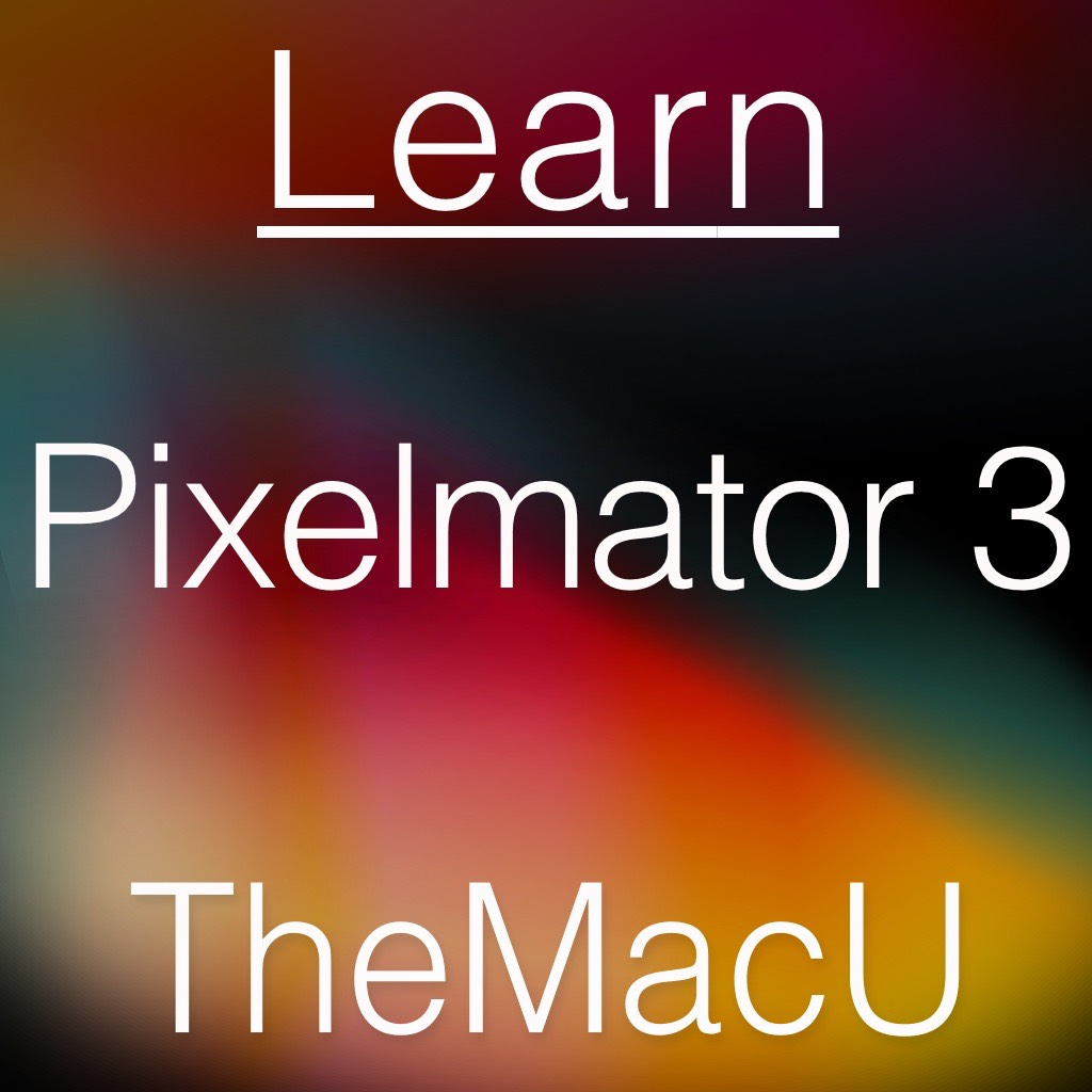 Pixelmator for Mac Tutorial Image