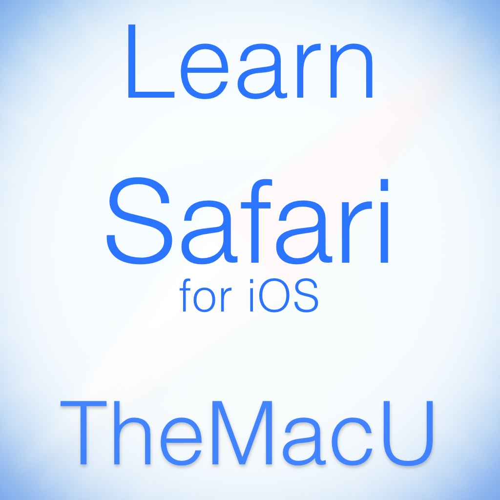 Safari for iOS Tutorial Image