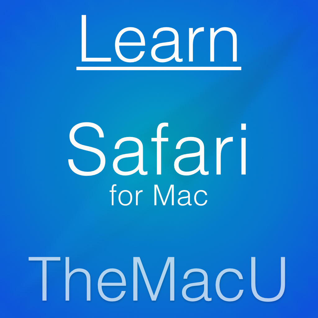 Safari for Mac Tutorial Image