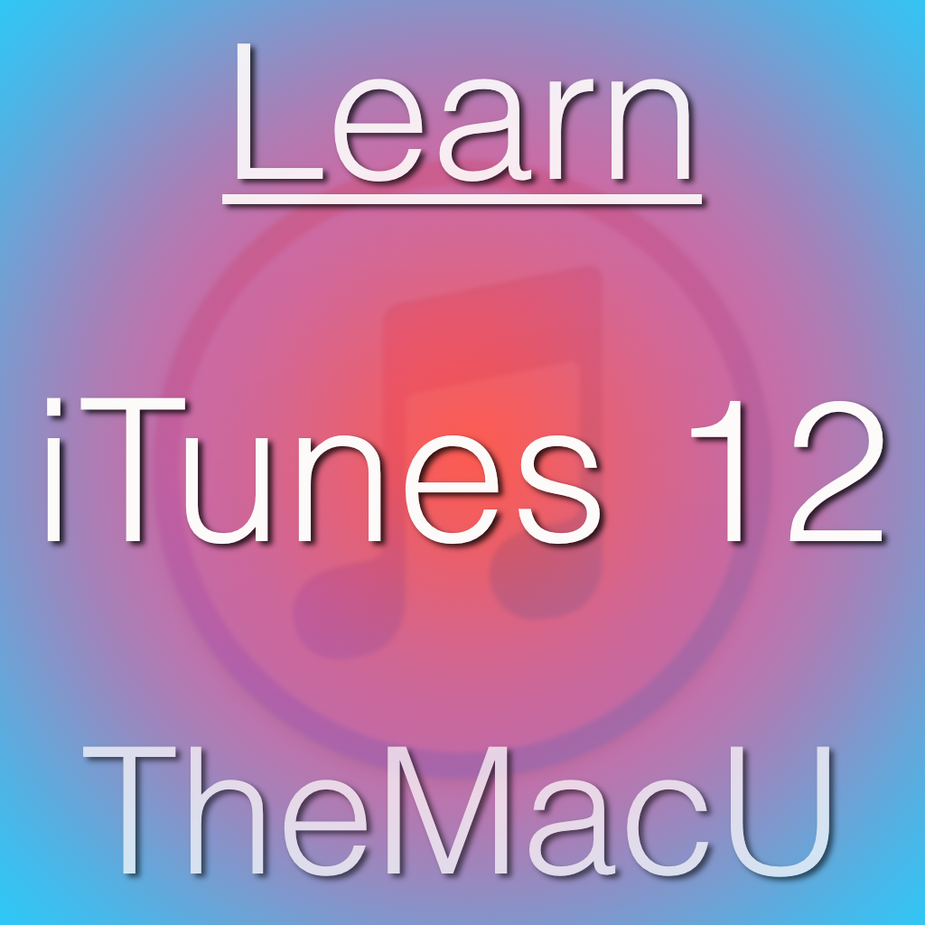 iTunes Tutorial Image