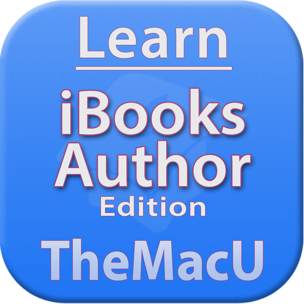 iBooks Author Tutorial Image