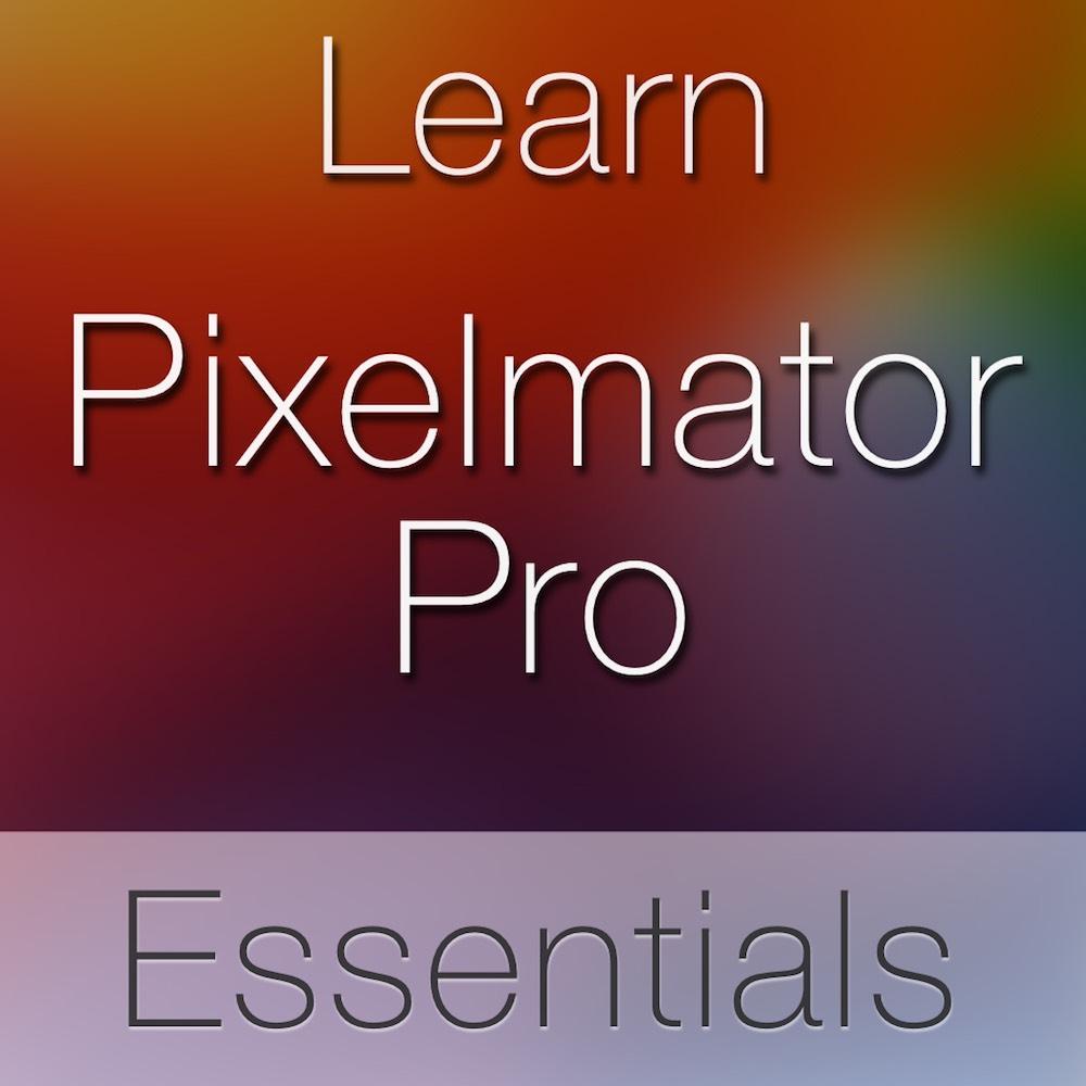 Pixelmator Pro Essentials Image