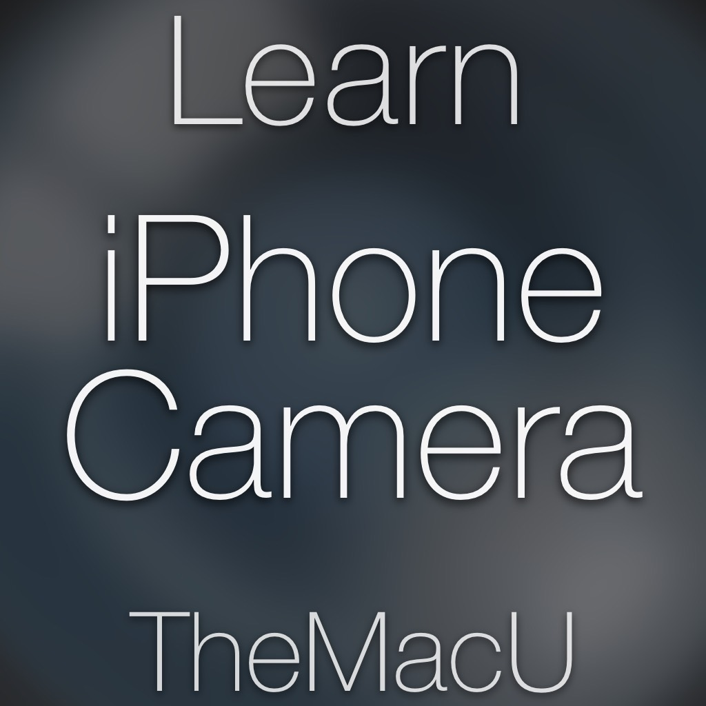 iPhone Camera Tutorial Image