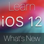iOS 12 Tutorial