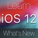 What's New in iOS 12 Tutorial