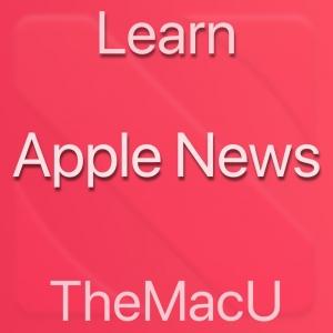 Apple News Tutorial