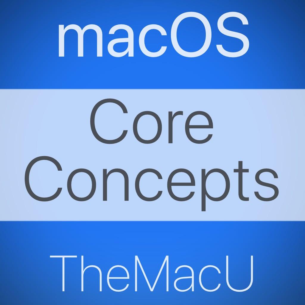 macOS Core Concepts Image